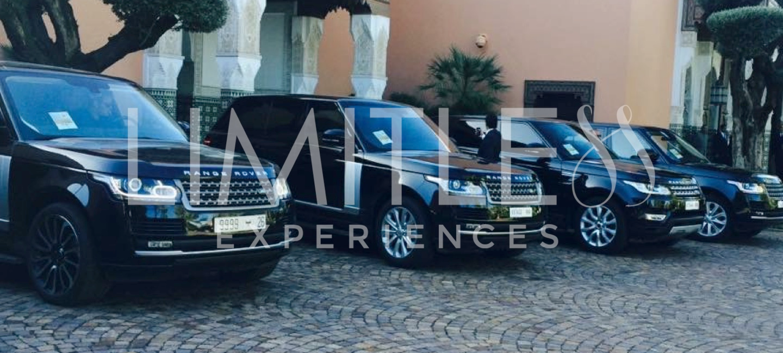 Limitless Experiences : Votre service voiturier à Marrakech