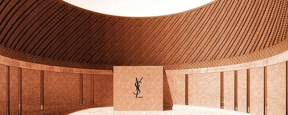 Le musée Yves Saint Laurent Marrakech accessible au public